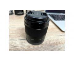 Объектив Sony E 50mm f1.8
