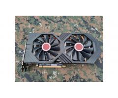 Видеокарта RX580 8gb