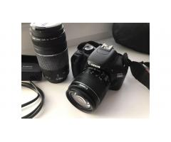Фотоаппарат EOS 550D , Canon