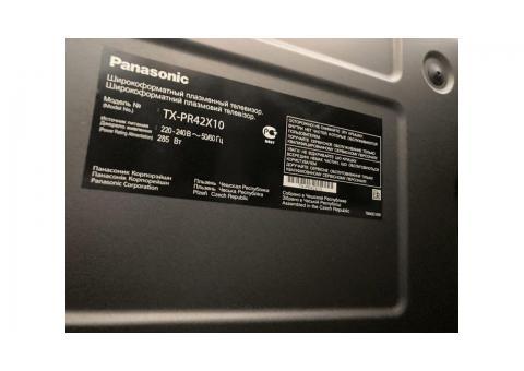Продам телевизор Panasonic TX-PR42X10