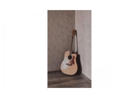Обучение игре и пению на гитаре