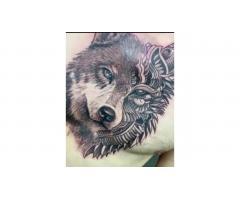 Обучение художественное тату