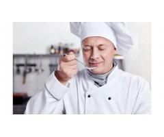Требуется повар горячий кухни