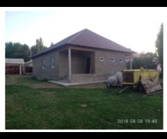 Продается новый кирпичный дом