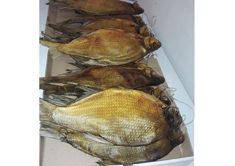 Копчёная рыба. Аральск.
