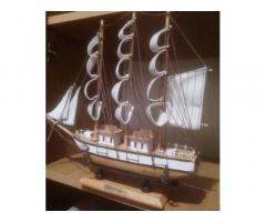 Корабль CONFECTION сувенирный